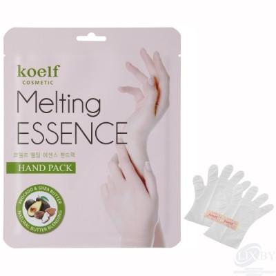 koelf Смягчающая маска-перчатки для рук