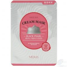 MEDIUS Крем-маска для лица, Черный жемчуг