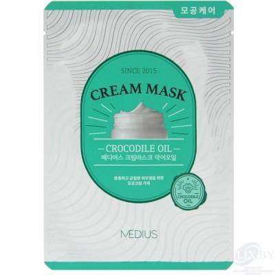 MEDIUS Крем-маска для лица, Крокодиловое масло
