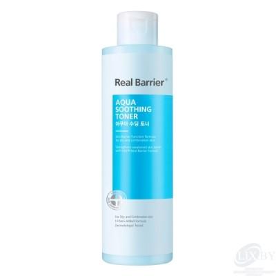 Real Barrier Aqua Soothing Тонер для кожи лица, увлажняющий и успокаивающий кожу