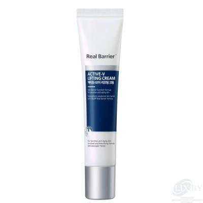 Real Barrier Active-V Крем для кожи лица, с лифтинг эффектом