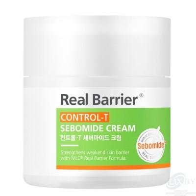 Real Barrier Control-T Крем для лица, для проблемной и/или жирной кожи