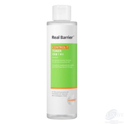 Real Barrier Control-T Тонер для лица, для проблемной и/или жирной кожи