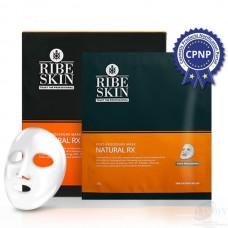RIBESKIN NATURAL RX Пост-процедурная био-целлюлозная маска для лица